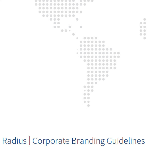 Product: Radius style guide