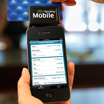 Product: WorldPay Mobile